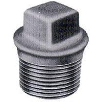 Tapón hombre galvanizadas, hierro fundido 290Fig 1–1,4hidráulicos Raccords