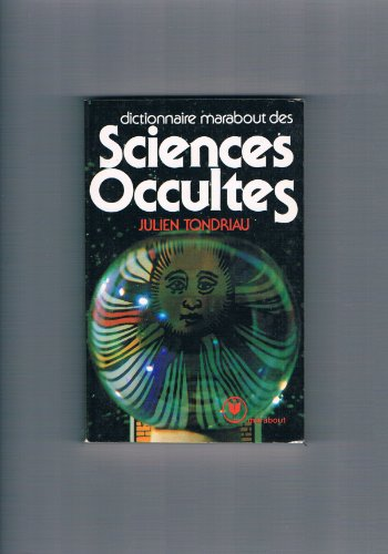 Dictionnaire Marabout des sciences occultes (Collection Marabout service)
