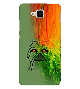 EPICCASE Scary Falls Mobile Back Case Cover For Huawei Honor 5c (Designer Case)