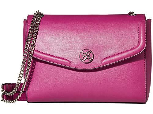 Nine West Keanu Shoulder Bag Magenta One Size -