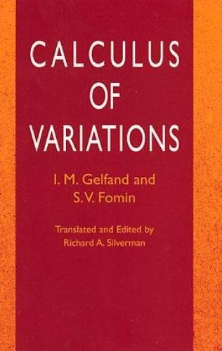 Calculus of Variations