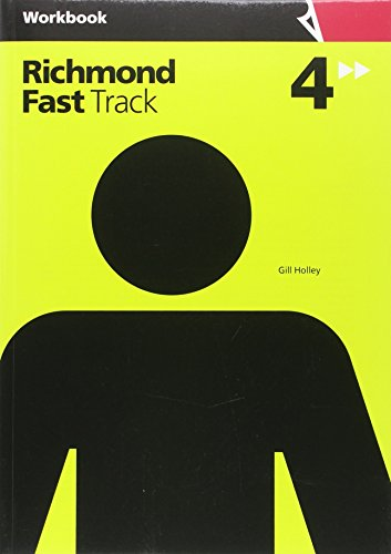 FAST TRACK 4 WORKBOOK ED16 - 9788466820639 por Gillian Mary Holley