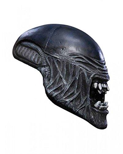Horror-Shop Alien Maske aus Vinyl