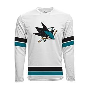 Levelwear San Jose Sharks Scrimmage LS NHL Fantrikot