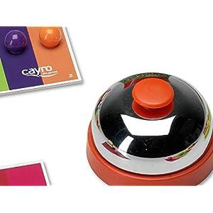 Cayro – Color Line – Juego de acción y rapidez – Juego de Mesa – Desarrollo de Habilidades manuales y visión Espacial – Juego de Mesa (332)