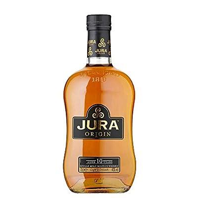 The Isle Of Jura 10 Year Old Origin Single Malt Scotch Whisky 70cl Bottle