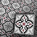 Restposten! 1m² Zementfliesen Iraquia