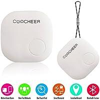Schlüsselfinder Mini Tracker Alarm GPS Locator für Handy, Kind, Haustiere, Schlüssel, Portemonnaie Smart Bluetooth Phone Wallet Kind Finder Alarm Locator Tracker