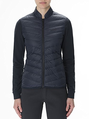 Peak Performance W Frost Hybrid Jacket Salute Blue - XS