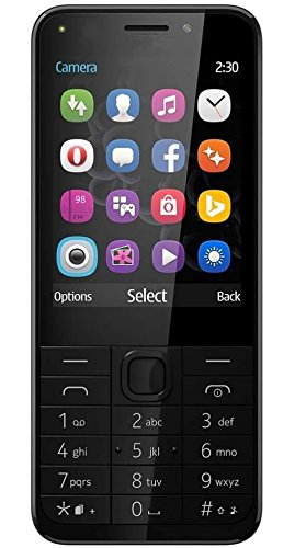 Relaxx R230 2 8 Inch Big Dilsplay Dual Sim Keypad Phone Dual Sim Dual  Standby Supported Internet Wireless FM Radio Bluetooth Facebook Whatsapp  Yahoo