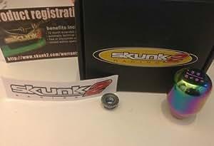 Skunk2 Racing Titanium Emeraude Pommeau de levier de vitesse Honda 6