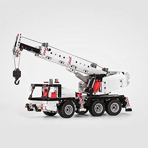 Printong per Xiaomi MITU Building Blocks Miniature Ingegneria Gru Robot Giocattoli Fai da Te Car R1M1