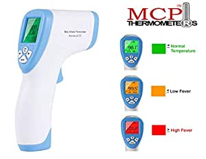 MCP Medical Infrared Forehead Thermometer Gun For Adult And Baby