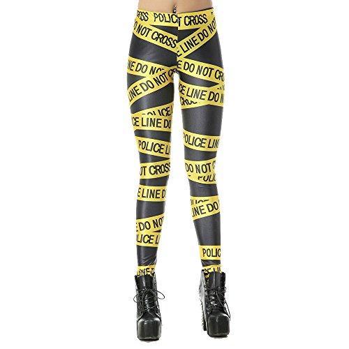 Home4Garden - Legging - Femme Multicoloured538