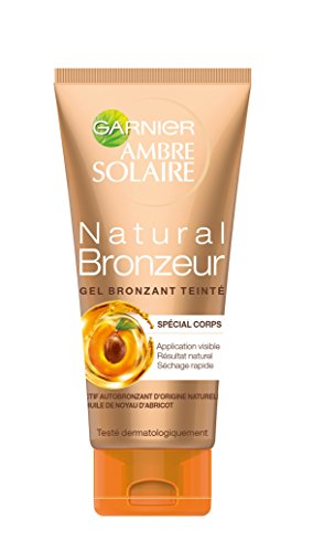 Garnier Ambre Solaire Natural Bronzeur Gel AutoBronzant Teinté 150 ml