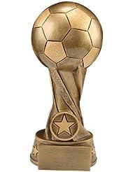 AS-P Fußball Trophy Pokal inkl. Ihrer Wunschgravur und Emblem
