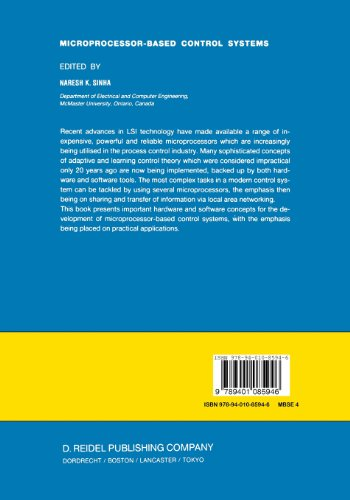 Microprocessor-Based Control Systems (Intelligent Systems, Control and Automation: Science and Engineering)