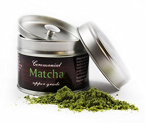 Thé Vert Matcha Haute Qualité | 100% BIO et Naturel | récolté à la main du Japon