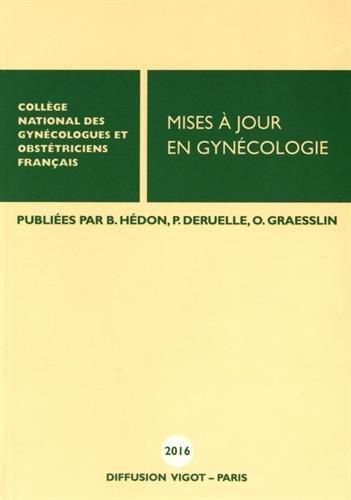 Mises à jour en gynécologie par (Broché - Jan 12, 2017)