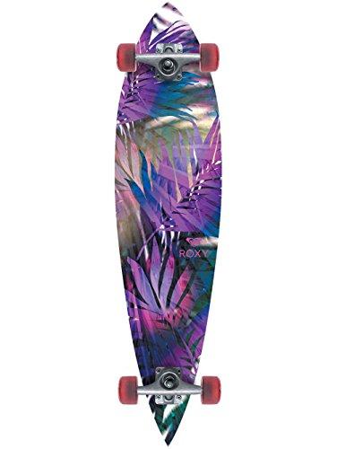 Roxy Damen Longboard Glider 36 Zoll Complete violet, 91 cm -