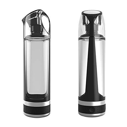 YASHANG Wasserstoff Trinkflasche Wasser Flasche, Elektrolytbecher, USB