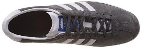 Adidas Gazelle OG Sneakers, Unisex Adulto Grigio