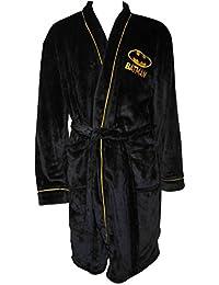 UWear **Great Value** Mens Batman Fleecey Dressing Gown