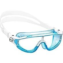 Cressi Kid's Baloo Swim Goggle Mask, Made in Italy, 2/7 Years