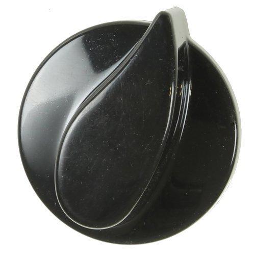 Gasregler-Drehknöpfe für Beko Backöfen / Herde - Schwarz - Packung mit 1, 2, 4 oder 6 Stück - Packungsinhalt: 1