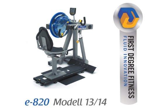 First Degree E-820 Oberkörperergometer - Professioneller Ergometer