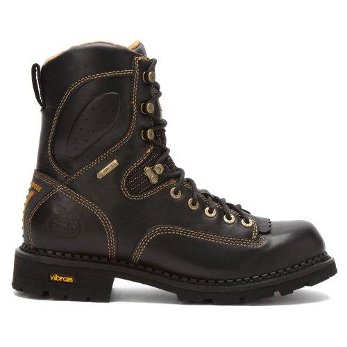 Georgia Boot , Chaussures de sécurité pour homme Noir noir Noir