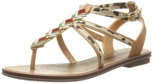 Grendha Glam Sandal Fem, Sandales femme Or (20527)