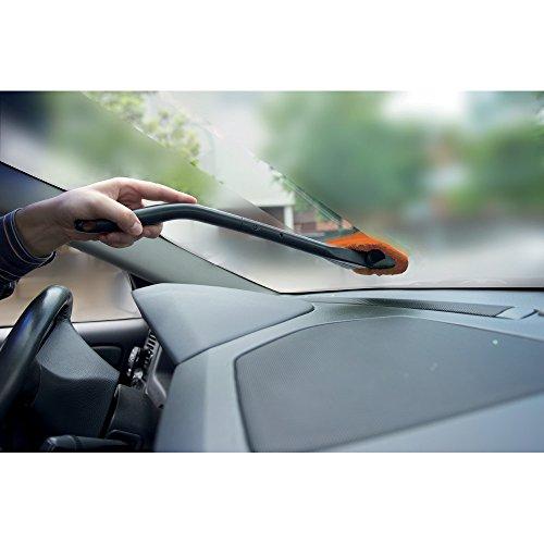 Screen-Clear-Wizard-Detergente-per-vetri-specchi-finestre-porte-di-vetro-con-panno-di-pulizia--Original-in-pubblicit-TV