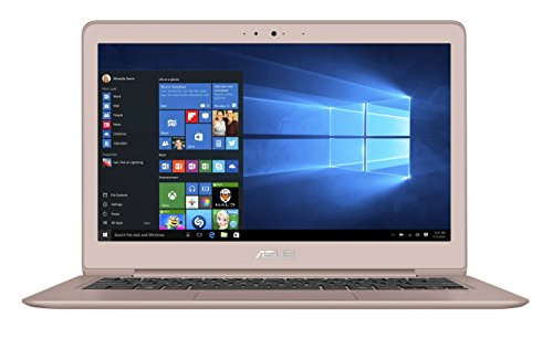 Asus UX330CA-FC018T 13.3-inch Laptop (Core m3-7Y30/4GB/256GB/Windows 10 (64bit)/Integrated Graphics), Gold image