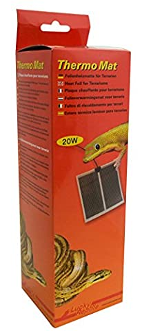 Lucky Reptile HTM-20 Thermo Mat 20 W, Heizmatte für