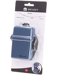 Delsey  Bolso estanco, 12 cm, Azul