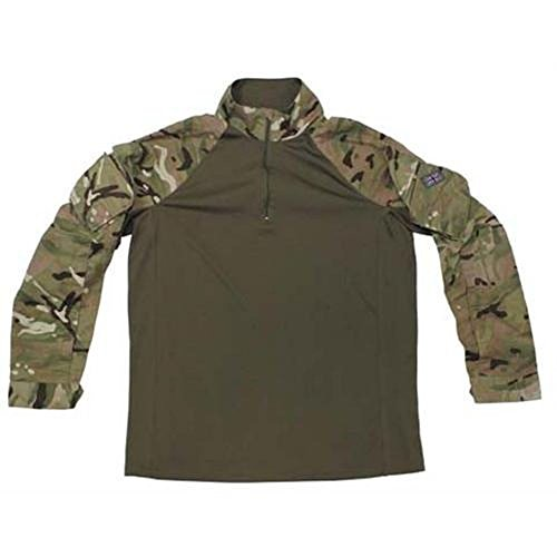 Armeeverkauf Brit. Combat Shirt MTP tarn Gr. XL Body Armour Shirt camo