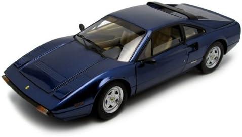 Hotwheels - T6924 - Voiture Miniature - Elite Elite Elite (Mattel) - Ferrari 308 GTB {Bleu} - Echelle 1/18 | Spécial Acheter  c4b47e