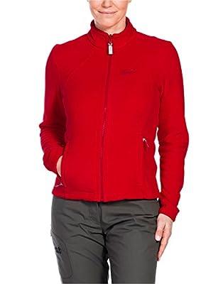 Jack Wolfskin Damen Fleece Jacke Moonrise Jacket von Jack Wolfskin auf Outdoor Shop