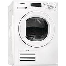 Bauknecht TK Plus 8A2BW Wärmepumpentrockner / 8 kg / weiß / Knitterschutz / SoftFinish / Startzeitvorwahl