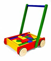 Pintoy Baby Walker with Blocks