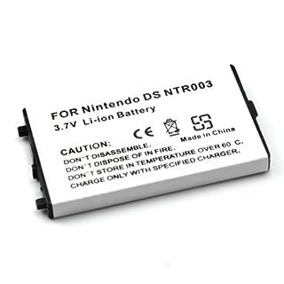 Li-Ion Akku für Nintendo DS - Ersatz für NTR-003 / Mehr Power für grenzenlose Spielfreude mit deiner Spielkonsole!!