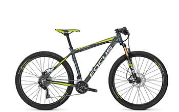 FOCUS BLACK FOREST LTD 27R MOUNTAIN BIKE 2016  COLOR    SLATEGREY  TAMAÑO M/44CM  TAMAÑO DE RUEDA 27 50 INCHES