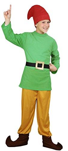Imagen de disfraz de enanito infantil 7 9 años