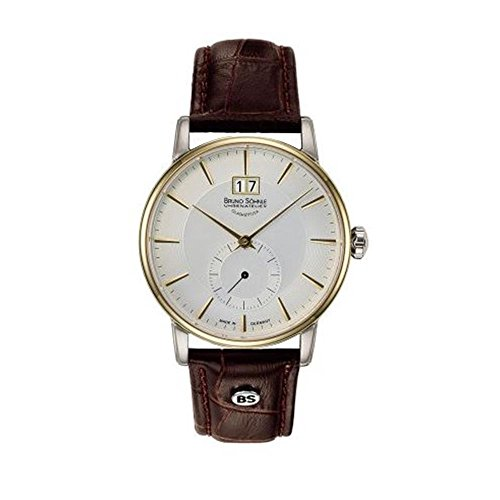Bruno Söhnle Unisex Analogue Watch with Multicolored Dial Analogue Display - 17-23055-241