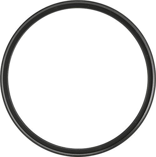 Rollei Profi Foto UV-Filter 55 mm - UV Filter und Schutzfilter mit ultradünnen Aluminium-Ring, 16 Fach Beschichtet - Größe: 55 mm