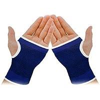 Preisvergleich für uu19ee Palm Wrist Hand Unterstützung Handschuh elastische Klammer Ärmel Sport Bandage Gym Wrap