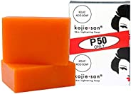 Kojie San Skin Lightening Kojic Acid Soap 2 Bars - 65
