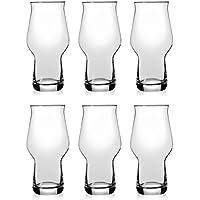 6 x Craftmaster One Bier Verkostungsglas / Craftbeer Glas / Sommelierglas | 473 ml