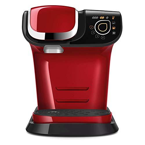 JAJU Kaffee Kapsel Kaffeemaschine, 1500 Watt, 1,2 L